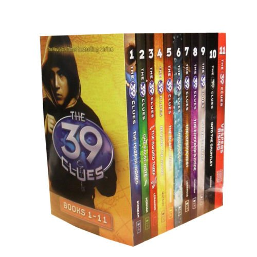 the 39 clues book set - 1