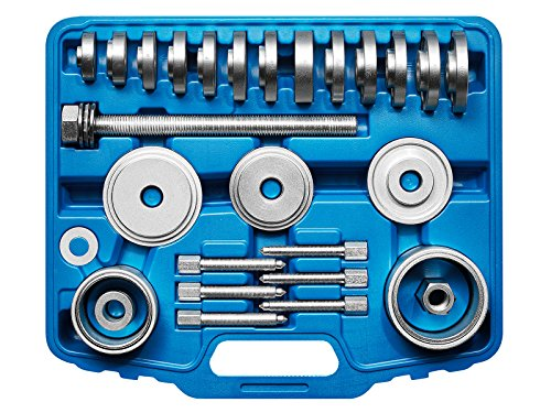 KRAFTPLUS K.267-3010 - Set di attrezzi universali per cuscinetti ruota, estrattore cuscinetti, utensile per mozzi ruota