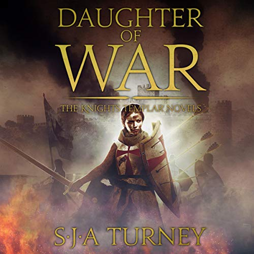 Daughter of War (Knights Templar) Titelbild