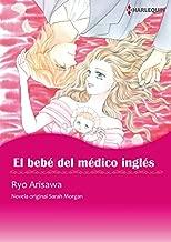 El bebé del médico inglés (Harlequin Manga) (Spanish Edition)