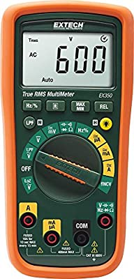 Extech True RMS Professional MultiMeter with NCV