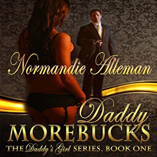 Daddy Morebucks audiobook cover art