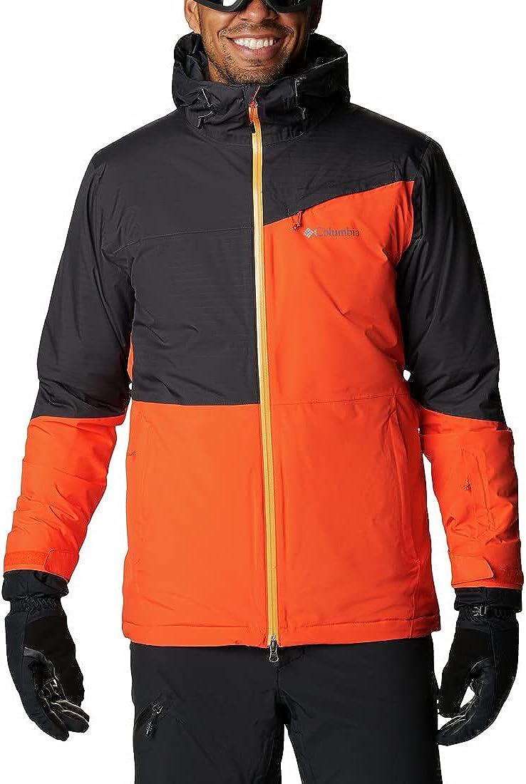 Columbia Men's Iceberg Point Jacket