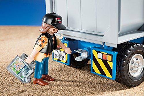 Camion à Benne Basculante Playmobil Construction - 5665 - 4