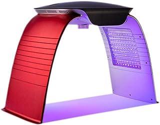 7 kleuren LED-lichtmasker Foton-therapie Machine Draagbare foton-acne-therapie Rimpelverwijdering Anti-veroudering Huidver...