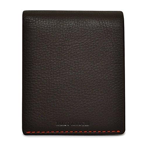 [タケオキクチ] 二つ折り財布 テネーロ メンズ 1709019 【12】チョコ