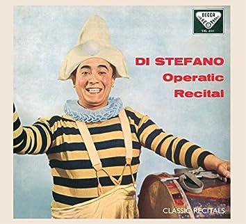 Giuseppe di Stefano - Operatic Recital