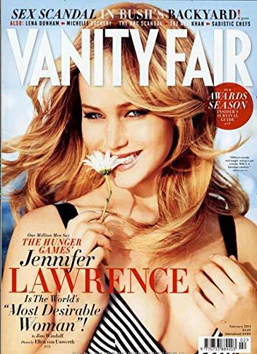 Vanity Fair United Kingdom [Abonnement jeweils 12 Ausgaben jedes Jahr]