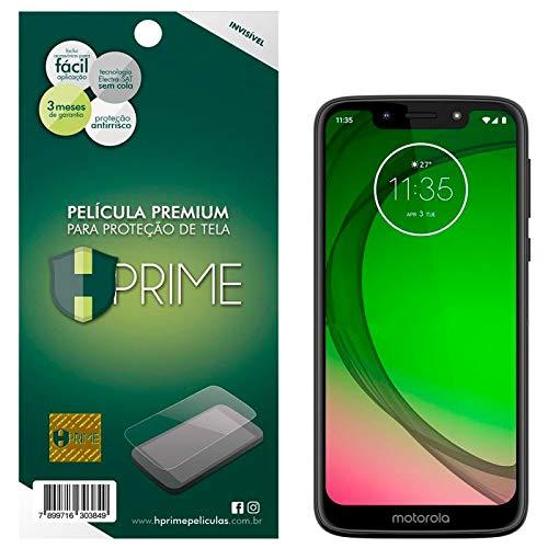 Pelicula Hprime invisivel para Motorola Moto G7 Play, Hprime, Película Protetora de Tela para Celular, Transparente
