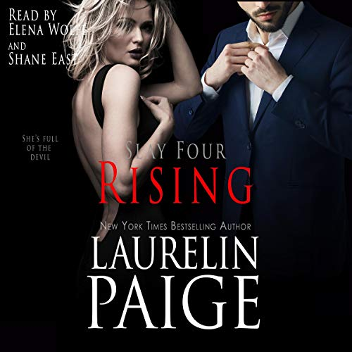 Rising Audiobook By Laurelin Paige cover art