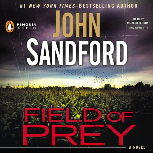 Field of Prey Audiobook By John Sandford cover art
