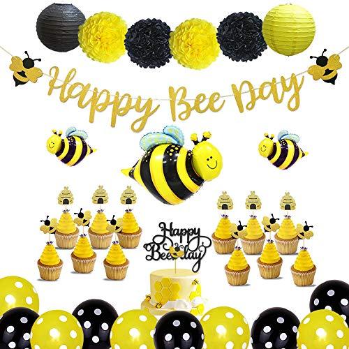 N1165 Personalised Bee Safe Honeycomb Striped Unisex UK 5-12