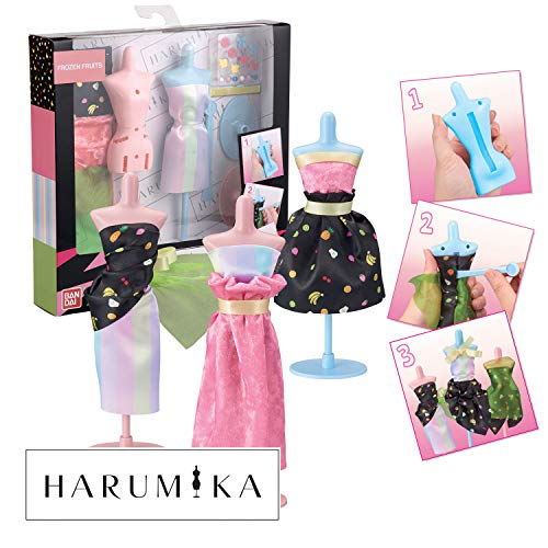 Harumika Set Alta Costura Frozen Fruits, Multicolor (Bandai 40431)