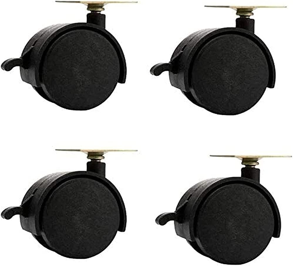KEDUODUO Large Fixed price for sale discharge sale Furniture Casters Mobile Wheels Chair Office Rotation