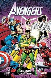Avengers - Legends of Marvel de Peter David