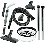 Complete Filter, 2.5m Hose, Rods & Brush Tools Kit made For SPARES2GO to fit Numatic Henry Vacuum Cleaners Fits models: All Henry models, Henry Micro, Henry Turbocare, Henry Plus, Henry Xtra + more... and models: Henry HVR-200, HVR-200A, Henry Micro ...