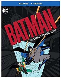 Batman: The Complete Animated Series (Blu-ray + Digital)