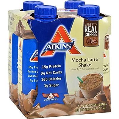Atkins Ready To Drink Shake