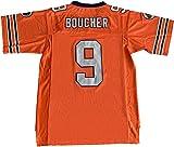 Maillot de fútbol Boucher Adam Sandler 50 aniversario de película barro perros bourbon Bowl para hombre -  Naranja -  X-Large