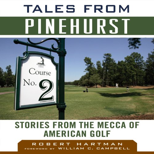 Tales from Pinehurst audiobook cover art