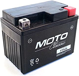 YTX4L-BS, YT4L, YTX4L, YT4L-BS, GTX4L-BS, GT4L-BS, GTX4L, GT4L Replacement Battery 80cca High Performance WPX4L-BS Sealed AGM for KTM, Honda, Suzuki, Yamaha, Arctic Cat, Polaris, BRP, Can-Am Motorcycle, Scooter, ATV, Quad
