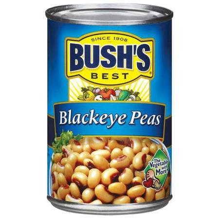 Bush's Best W/Snaps Blackeye Peas, 15.8 Ounce