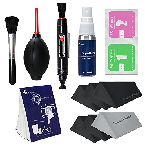 Camera & Photo Cleaning Brushes