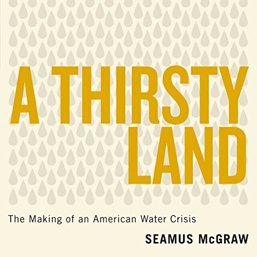A Thirsty Land audiobook cover art