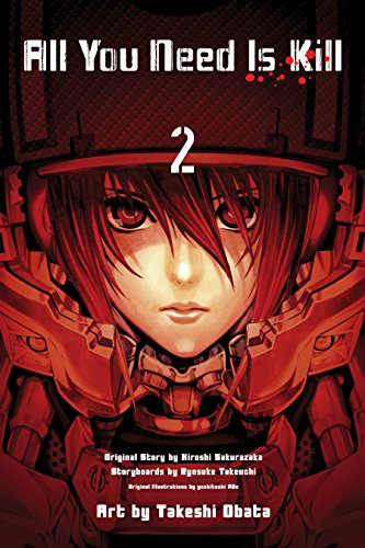 All You Need Is Kill, Vol. 2 (All You Need Is Kill (manga)) (English Edition)