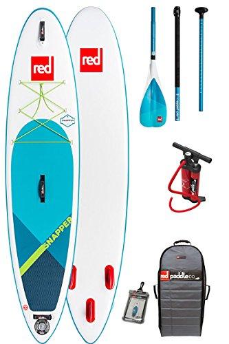 Red Paddle Co Snapper 9.4' Kinder Komplett Set Sup Board Kids Stand...