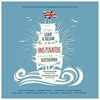 Gilbert & Sullivan: HMS Pinafore by Barnaby Rea