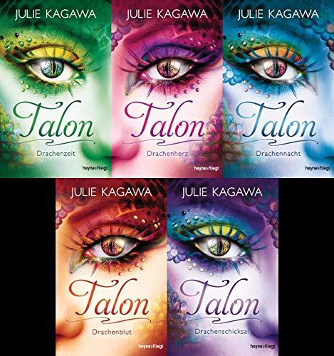 Julie Kagawa Talon-Serie
