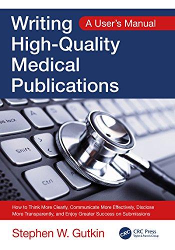 51Dg8dAq8FL - Writing High-Quality Medical Publications: A User's Manual