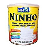 Nestlé Ninho Leite em Pó Integral Instantâneo 360g | Instant Powdered Milk (Pack of 01)