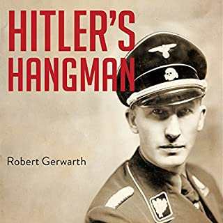 Hitler's Hangman audiobook cover art