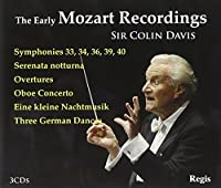 Early Mozart Recordings 3cd