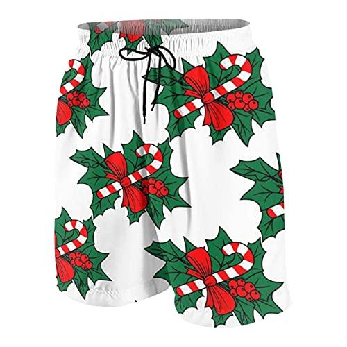 XCNGG Pantalones cortos de gimnasia para niños con bolsillos L (14-16)