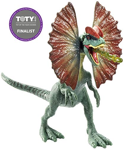Jurassic World FPF14 - Dilophosaurus Attack Pack