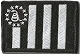 Sons Of Liberty/Gadsden Tactical Patch - Black