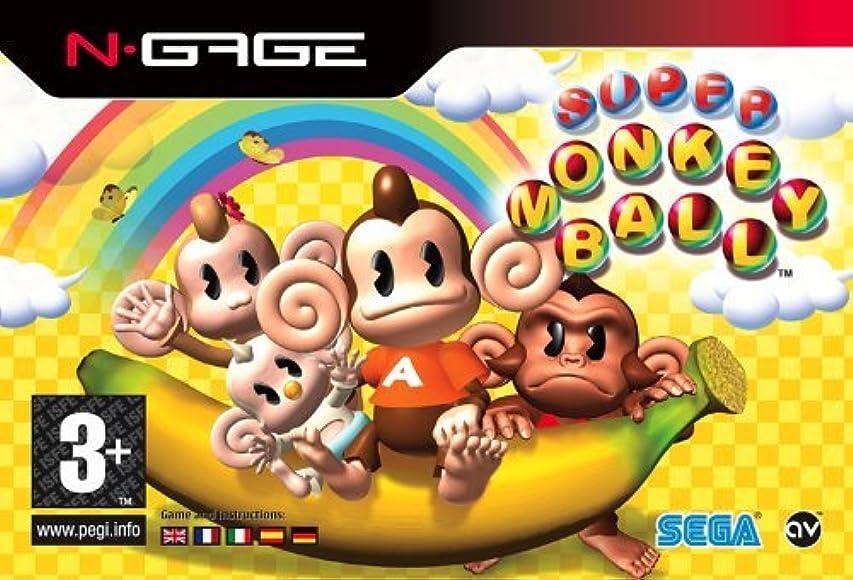 ディスコ上院議員食料品店Super Monkey Ball (N-Gage) by Nokia [並行輸入品]