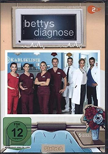 Bettys Diagnose - Staffel 6 [5 Discs]