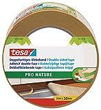 TESA 56452-00000-11 - Cinta doble cara 100% plastico reciclado ECO Universal 25m x 50mm blanco