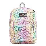 Trans 17' Supermax Backpack - Tie Dizzle White (Tie Dizzle White)