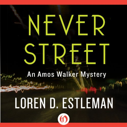 Never Street audiobook cover art