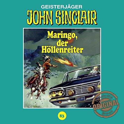 Maringo, der Höllenreiter (John Sinclair - Tonstudio Braun Klassiker 83) Titelbild