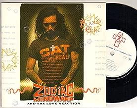 ZODIAC MINDWARP - PLANET GIRL - 7 inch vinyl / 45 record