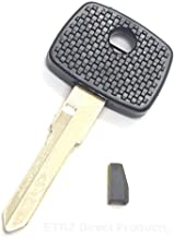 Sprinter Double Sided Key Blank with T5 Chip & Uncut Blade. Features: Special Cloning Chip Inside Key. Fits: Sprinter Van. No Programming Needed at Vehicle. Read Description for Details.