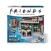 Friends - Central Perk (440 Teile) - 3D-Puzzle: 3D-PUZZLE