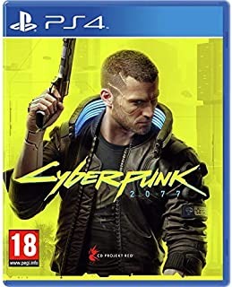 Cyberpunk 2077 - Day One Edition (PS4) [ENGLISH Version]