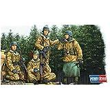 ホビーボス 1/35 ファイティングヴィークルシリーズ (人形) ドイツ軍 装甲擲弾兵セット Vol.1 プラモデル 84404